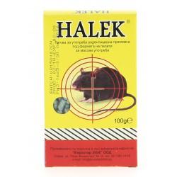 Halek rodenticide 100 mg